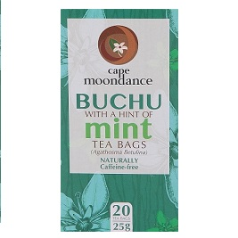 Cape Moondance Buchu Minze