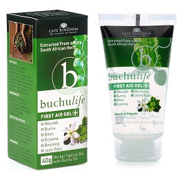 Buchulife First Aid Gel 80gr