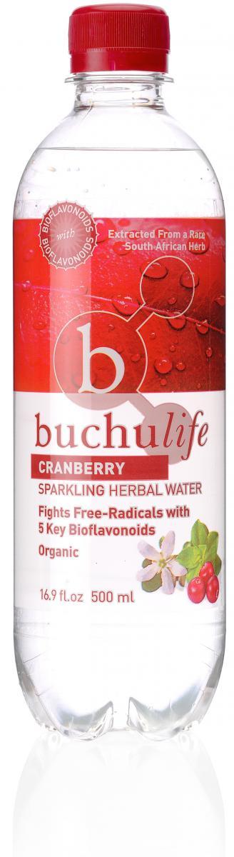 Buchulife wasser Cranberry