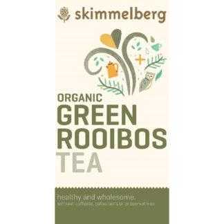 Skimmelberg Bio Grüner Rooibos (20 beutel)