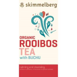 Skimmelberg Bio Rooibos - Buchu (20 beutel)
