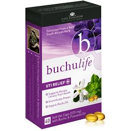 Buchulife UTI Relief+ (40 kaps)
